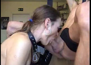 Blowjob mistress
