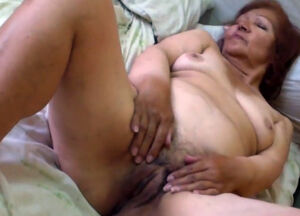 Nude latina grannies