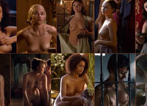Best boobs game of thrones