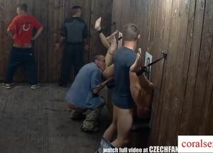 Glory hole bdsm